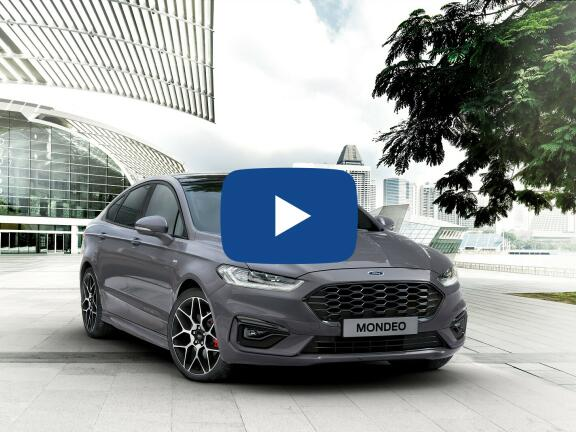 Video Review: FORD MONDEO DIESEL HATCHBACK 2.0 EcoBlue 190 ST-Line Edition 5dr Powershift AWD