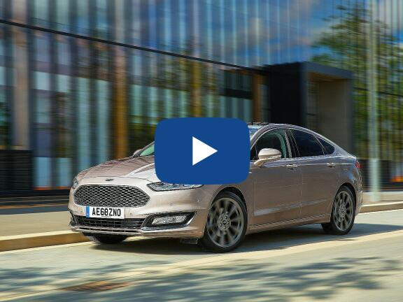 Video Review: FORD MONDEO VIGNALE DIESEL HATCHBACK 2.0 EcoBlue 190 5dr Powershift AWD