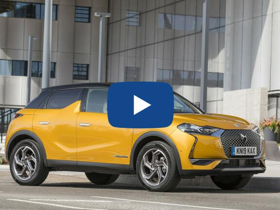 Video Review: DS DS 3 DIESEL CROSSBACK HATCHBACK 1.5 BlueHDi Elegance 5dr
