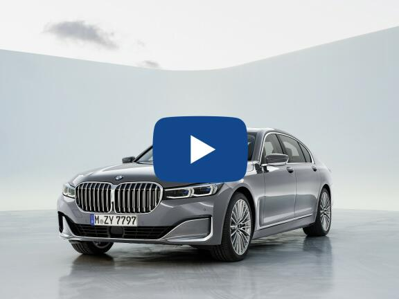 Video Review: BMW 7 SERIES SALOON 750i xDrive 4dr Auto