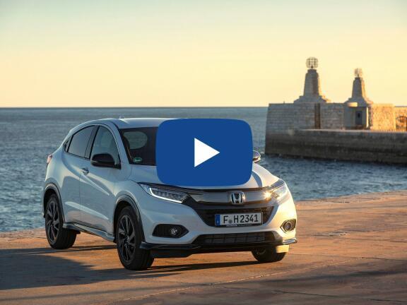 Video Review: HONDA HR-V HATCHBACK 1.5 i-VTEC Turbo Sport 5dr