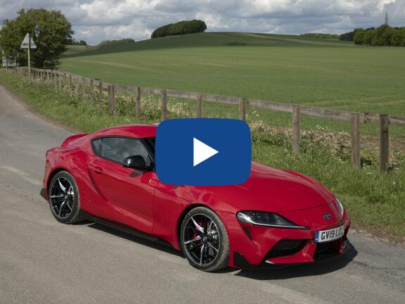 Video Review: TOYOTA SUPRA COUPE 3.0 Pro 3dr Auto