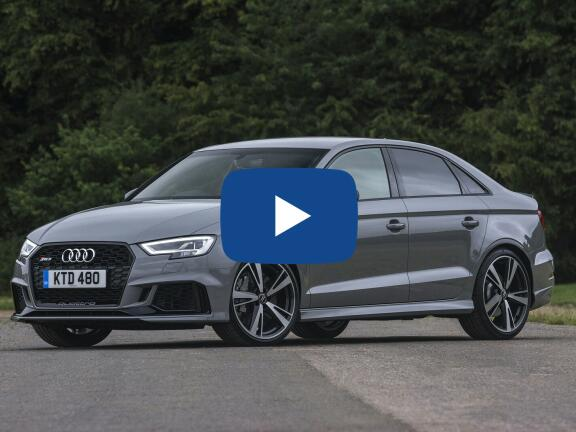 Video Review: AUDI RS 3 SALOON RS 3 TFSI 400 Quattro Audi Sport Ed 4dr S Tronic