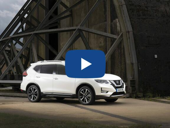 Video Review: NISSAN X-TRAIL DIESEL STATION WAGON 1.7 dCi Visia [Smart Vision Pack] 5dr