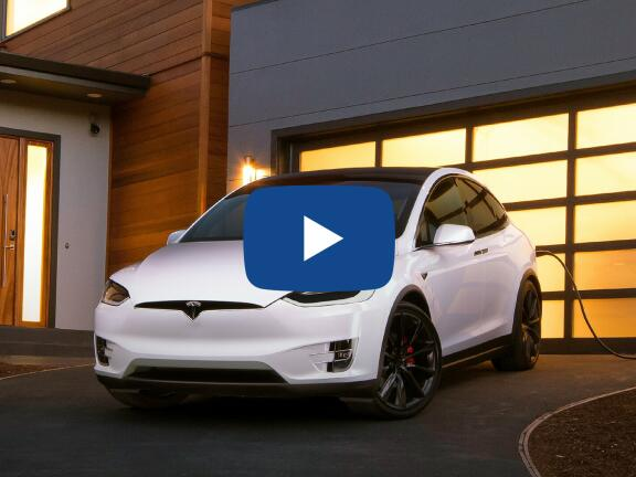 Video Review: TESLA MODEL X HATCHBACK Performance Ludicrous AWD 5dr Auto