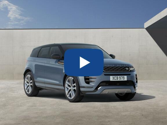 Video Review: LAND ROVER RANGE ROVER EVOQUE HATCHBACK 2.0 P300 SE 5dr Auto