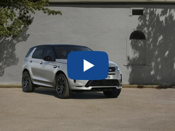Video Review: LAND ROVER DISCOVERY SPORT SW 2.0 P200 R-Dynamic S 5dr Auto [5 Seat]