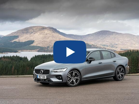 Video Review: VOLVO S60 SALOON 2.0 T8 Hybrid R DESIGN Plus 4dr AWD Auto