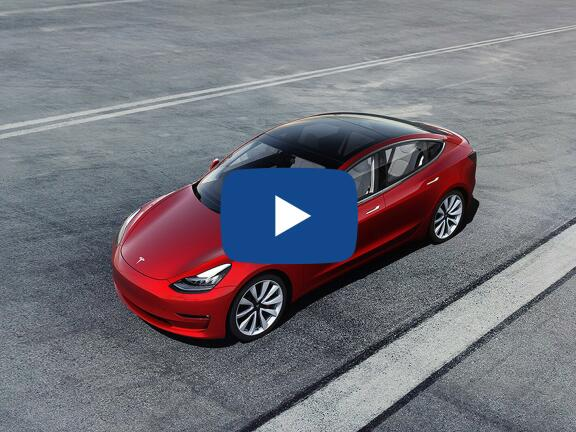 Video Review: TESLA MODEL 3 SALOON Standard Plus 4dr Auto