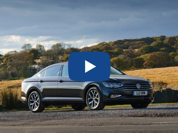 Video Review: VOLKSWAGEN PASSAT SALOON 1.5 TSI EVO R Line 4dr DSG