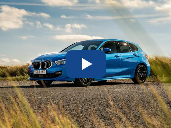 Video Review: BMW 1 SERIES HATCHBACK 118i M Sport 5dr Step Auto