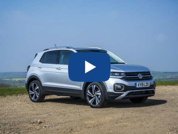 Video Review: VOLKSWAGEN T-CROSS DIESEL ESTATE 1.6 TDI R Line 5dr