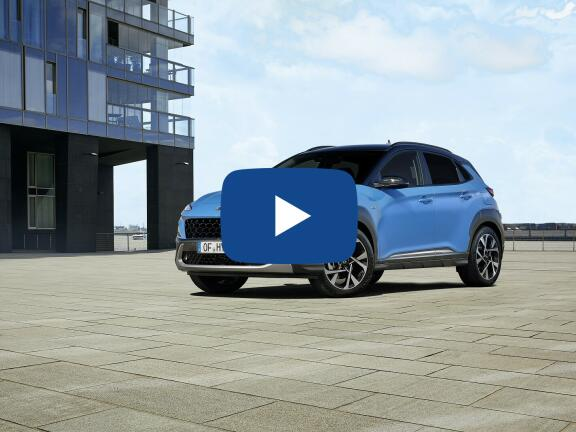 Video Review: HYUNDAI KONA HATCHBACK SPECIAL EDITIONS 1.0T GDi Play Edition 5dr