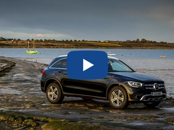 Video Review: MERCEDES-BENZ GLC DIESEL ESTATE GLC 220d 4Matic AMG Line 5dr 9G-Tronic