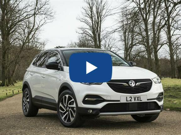 Video Review: VAUXHALL CROSSLAND X HATCHBACK 1.2T [130] Business Edition Nav 5dr [S/S]