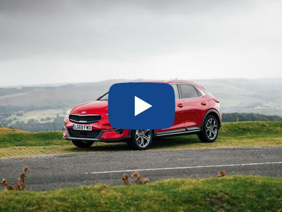 Video Review: KIA XCEED HATCHBACK 1.0T GDi ISG 3 5dr