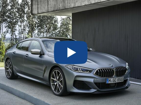 Video Review: BMW 8 SERIES GRAN COUPE M850i xDrive 4dr Auto