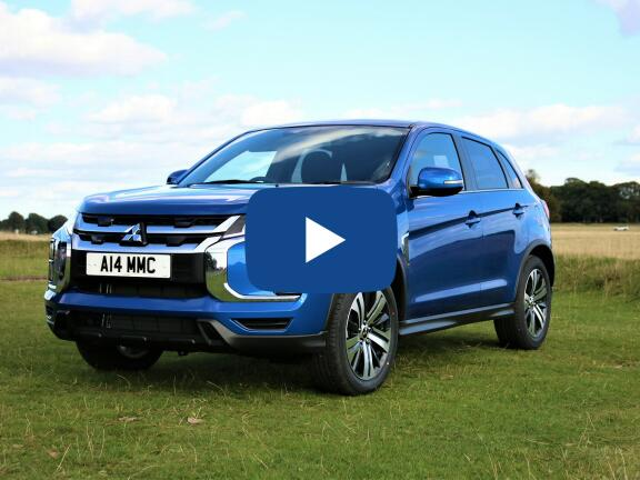 Video Review: MITSUBISHI ASX ESTATE 2.0 Exceed 5dr CVT 4WD