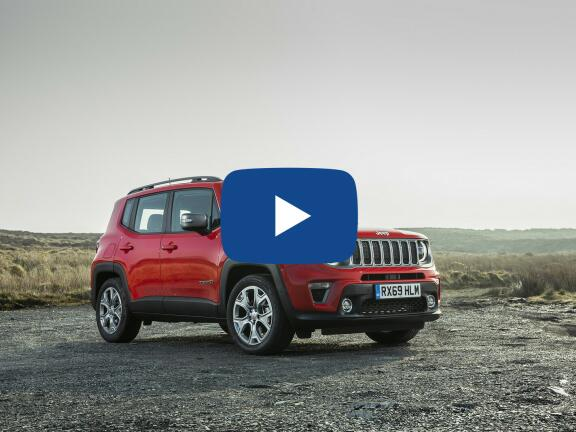 Video Review: JEEP RENEGADE HATCHBACK SPECIAL EDITION 1.3 T4 GSE Night Eagle II 5dr DDCT