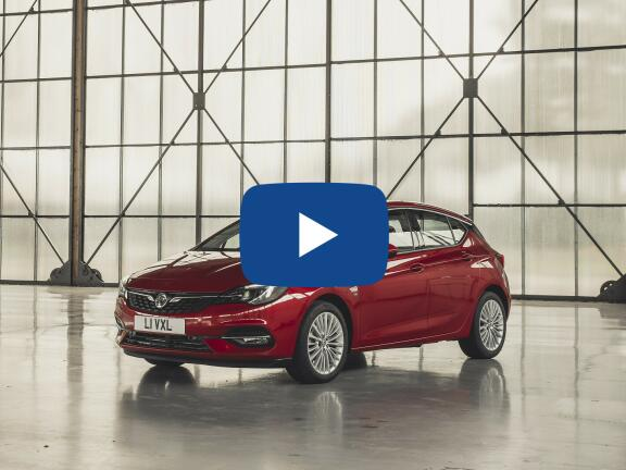 Video Review: VAUXHALL ASTRA DIESEL HATCHBACK 1.5 Turbo D 105 Business Edition Nav 5dr