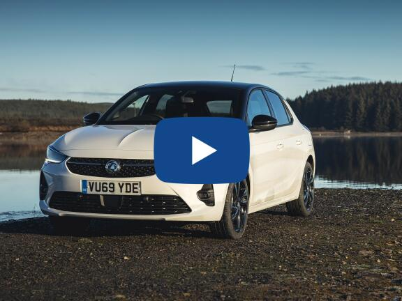 Video Review: VAUXHALL CORSA HATCHBACK 1.2 Turbo SRi Premium 5dr