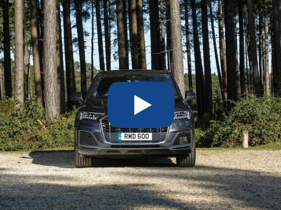 Video Review: AUDI Q7 DIESEL ESTATE 50 TDI Quattro Black Edition 5dr Tiptronic