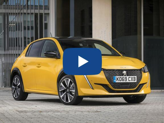 Video Review: PEUGEOT 208 DIESEL HATCHBACK 1.5 BlueHDi 100 Allure 5dr