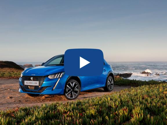 Video Review: PEUGEOT E-208 ELECTRIC HATCHBACK 100kW Allure 50kWh 5dr Auto