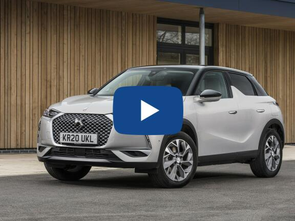 Video Review: DS DS 3 ELECTRIC CROSSBACK HATCHBACK 100kW E-TENSE Prestige 50kWh 5dr Auto