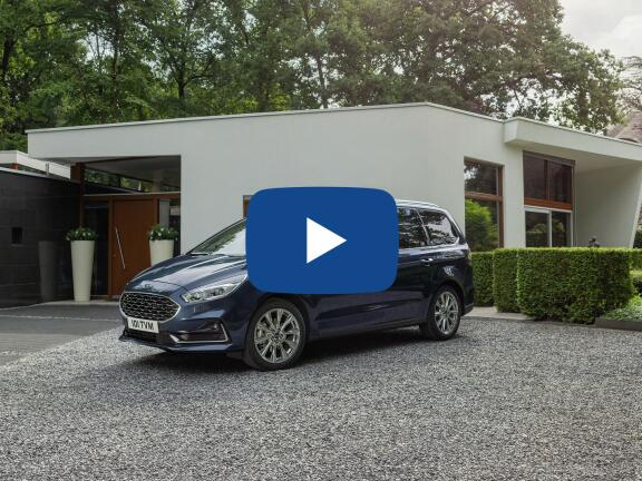 Video Review: FORD GALAXY DIESEL ESTATE 2.0 EcoBlue Zetec 5dr
