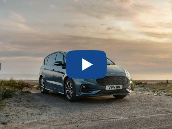 Video Review: FORD S-MAX DIESEL ESTATE 2.0 EcoBlue 190 ST-Line [Lux Pack] 5dr Auto