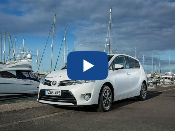 Video Review: TOYOTA PROACE VERSO DIESEL ESTATE 2.0D 180 Family Medium 5dr Auto [8 speed]