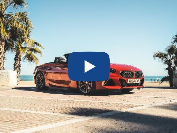 Video Review: BMW Z4 ROADSTER sDrive 20i M Sport 2dr Auto [Tech Pack]