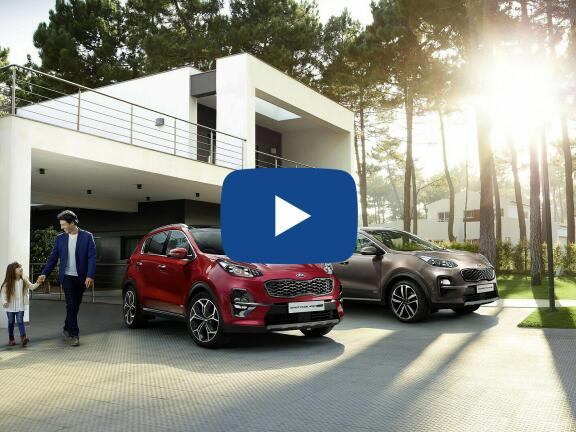 Video Review: KIA SPORTAGE DIESEL ESTATE 1.6 CRDi 48V ISG GT-Line 5dr DCT Auto [AWD]