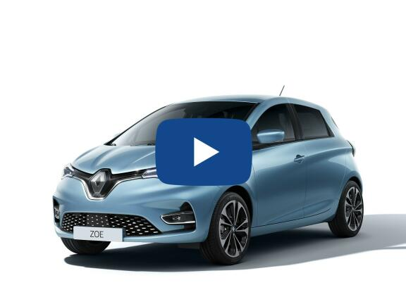 Video Review: RENAULT ZOE HATCHBACK 80KW i Iconic R110 50KWh 5dr Auto