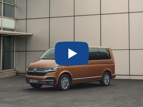 Video Review: VOLKSWAGEN CARAVELLE DIESEL ESTATE 2.0 TDI Executive 150 5dr DSG