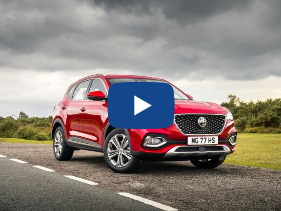 Video Review: MG MOTOR UK HS HATCHBACK 1.5 T-GDI Excite 5dr DCT