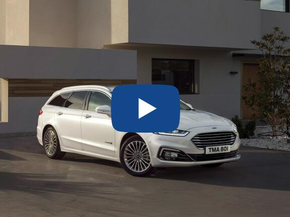 Video Review: FORD MONDEO ESTATE 2.0 Hybrid ST-Line Edition 5dr Auto