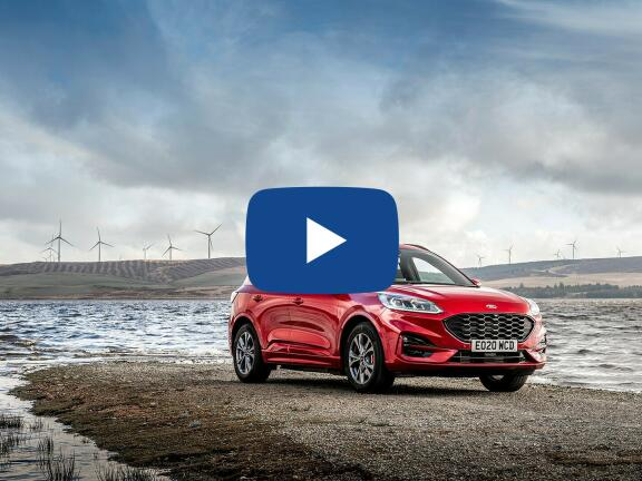 Video Review: FORD KUGA DIESEL ESTATE 2.0 EcoBlue 190 Vignale 5dr Auto AWD