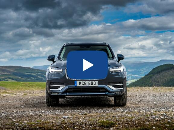 Video Review: VOLVO XC90 ESTATE 2.0 B5P [250] R DESIGN Pro 5dr AWD Gtron