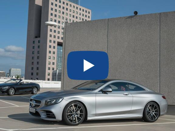 Video Review: MERCEDES-BENZ S CLASS AMG COUPE S63 [612] Premium 2dr MCT