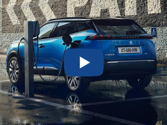 Video Review: PEUGEOT E-2008 ELECTRIC ESTATE 100kW GT 50kWh 5dr Auto