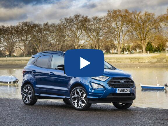 Video Review: FORD ECOSPORT HATCHBACK 1.0 EcoBoost 125 ST-Line [X Pack] 5dr