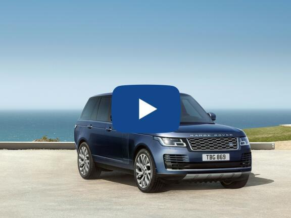 Video Review: LAND ROVER RANGE ROVER DIESEL ESTATE 3.0 D350 Vogue SE 4dr Auto