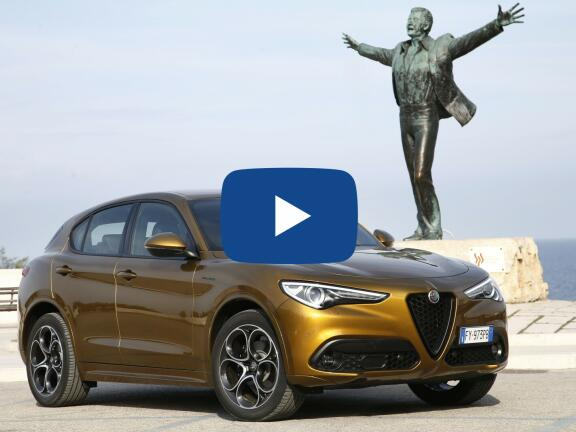 Video Review: ALFA ROMEO STELVIO DIESEL ESTATE 2.2 D 210 Veloce 5dr Auto