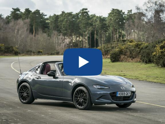Video Review: MAZDA MX-5 RF CONVERTIBLE 1.5 [132] Sport 2dr