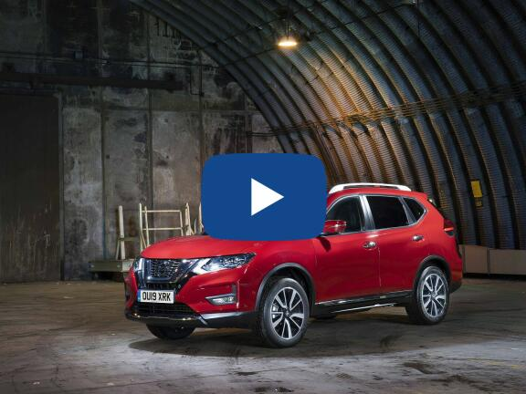 Video Review: NISSAN X-TRAIL STATION WAGON SPECIAL EDITIONS 1.7 dCi N-Tec 5dr [7 Seat]