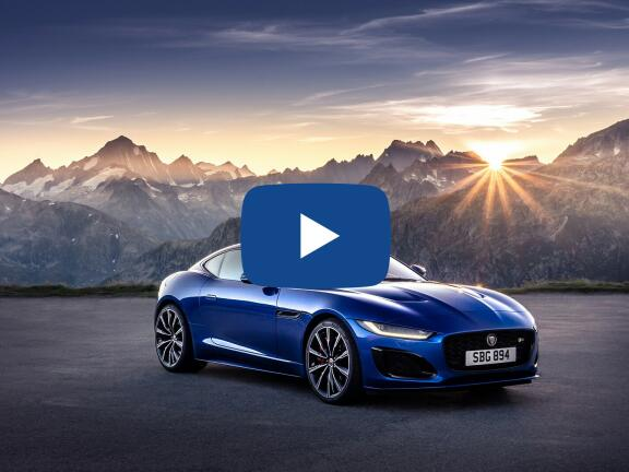 Video Review: JAGUAR F-TYPE COUPE 5.0 P575 Supercharged V8 R 2dr Auto AWD