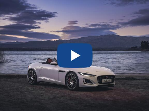 Video Review: JAGUAR F-TYPE CONVERTIBLE 5.0 P575 Supercharged V8 R 2dr Auto AWD