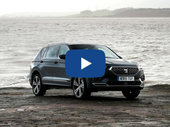 Video Review: SEAT TARRACO ESTATE 2.0 TSI FR 5dr DSG 4Drive